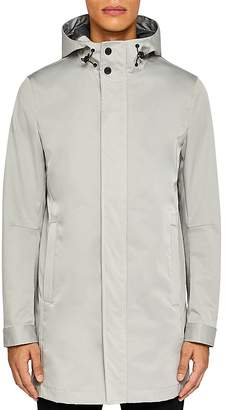 Ted Baker Verner Summer Hooded Mac Coat