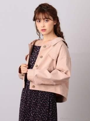 MiiA (ミーア) - ミーア 抜き襟ジャケット