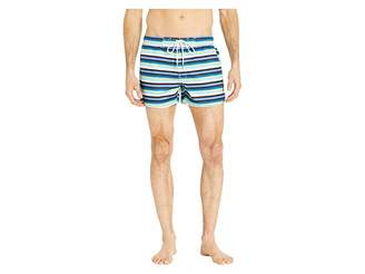 2xist Fashion Woven Ibiza Swim Shorts