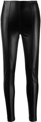 Patrizia Pepe faux leather leggings
