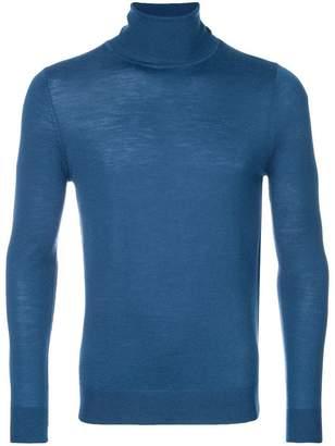 Sottomettimi classic roll-neck sweater