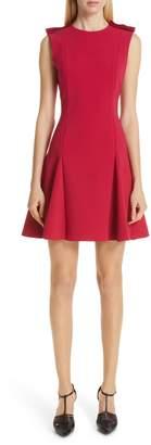 Jason Wu Collection Stretch Crepe Godet Dress