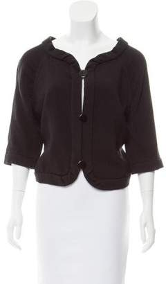 Leroy Veronique Short Sleeve Lightweight Jacket