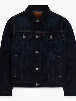 Levi's Boys 8-20 Trucker Jacket M