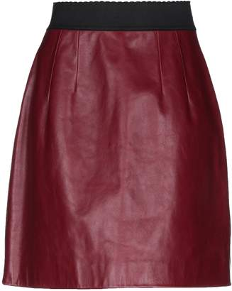 Dolce & Gabbana Knee length skirts - Item 35403459PU