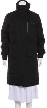 Marmot Long Sleeve Down Coat