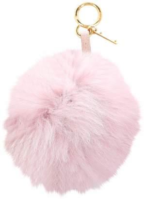 Fendi Pompon Beige Other Bag charms