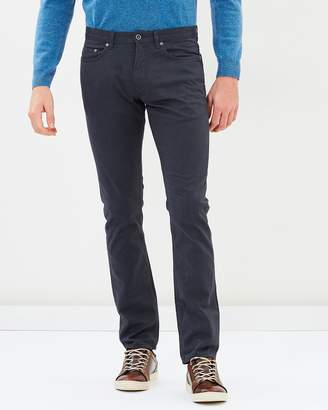 Adams Flat Straight Jeans