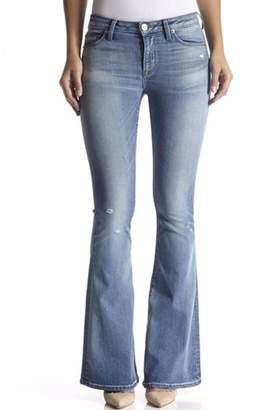 Hudson Jeans Mia Midrise Flare