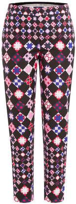 Emilio Pucci Printed Cotton Pants
