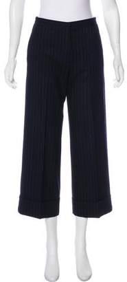 Incotex Wool Mid-Rise Pants