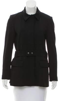 Theory Long Sleeve Casual Jacket