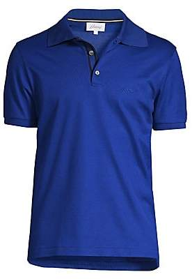 Brioni Men's Short-Sleeve Polo
