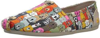 Skechers BOBS from Women's Plush-Wag Party Ballet Flat