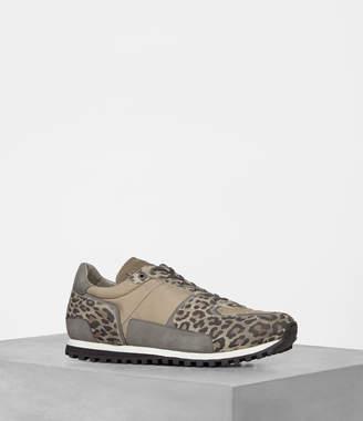 AllSaints Sterling Runner Sneaker