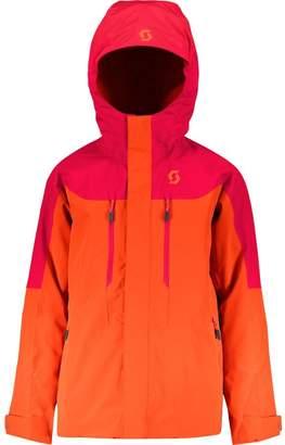 Scott Vertic Hooded Jacket - Boys'