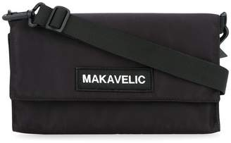Makavelic two way shoulder bag