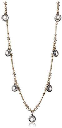 Fragments for Neiman Marcus Round Channel Charm Necklace