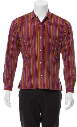 Opening Ceremony Gitman Bros x Striped Button-Up Shirt w/ Tags