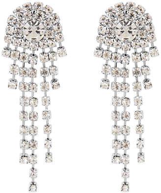 Henri Bendel Stone Chain Stud Earring
