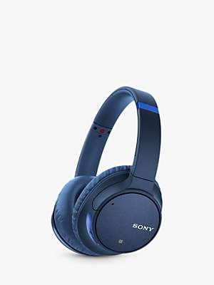 Sony WH-CH700N Noise Cancelling Wireless Bluetooth NFC Over-Ear Headphones with Mic/Remote