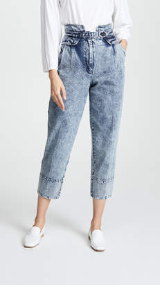 Sea Jocelyn Acid Wash Jeans