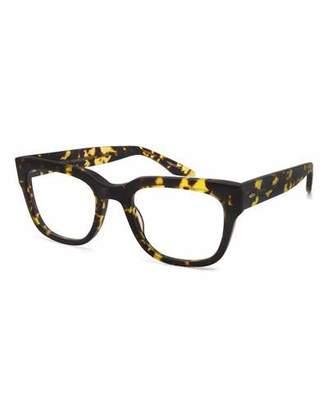 Barton Perreira Stax Matte Tortoiseshell Optical Glasses