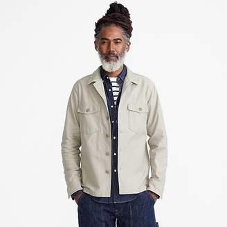 J.Crew Wallace & Barnes military shirt-jacket