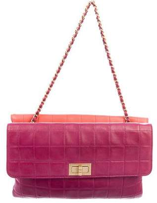 Chanel Square Quilt Lambskin Flap Bag