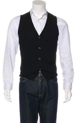 Paul Smith Wool Sweater Vest