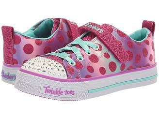 Skechers Twinkle Toes: Twinkle Lite - Dainty Dots (Little Kid/Big Kid)