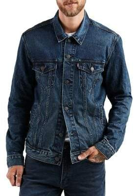 Levi's Classic Denim Trucker Jacket