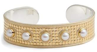 Anna Beck Medium Pearl Cuff Bracelet