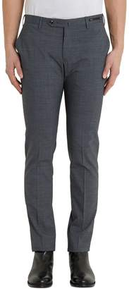 Pt01 Super Slim Dyed Trousers