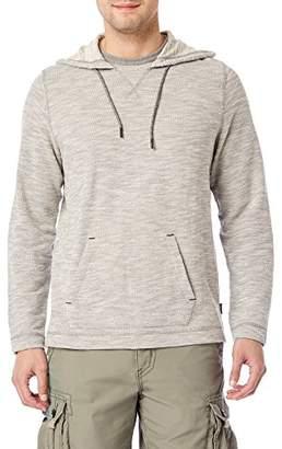 UNIONBAY Men's Long Sleeve French Terry Pullover Hoodie Sweatshirt