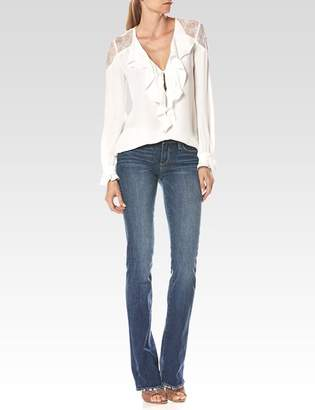 Celesse Blouse - White $248 thestylecure.com