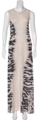 Raquel Allegra Tie-Dye Maxi Dress w/ Tags