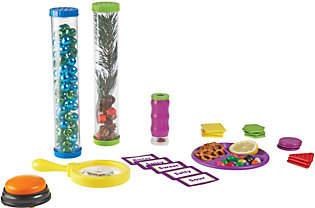 Learning Resources Five Senses Activity Set