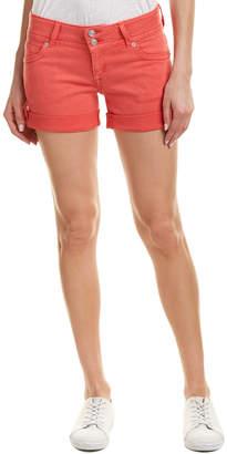 Hudson Ruby Currant Mid-Thigh Short