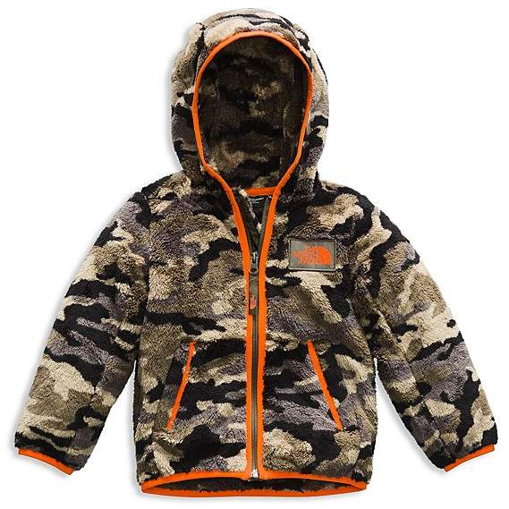 The North Face® Boys' Hampshire Camo-Print Fleece Jacket - Little Kid