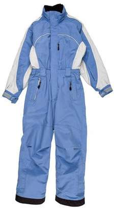Obermeyer Girls' High-Rise Ski Jumpsuit