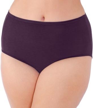 Vanity Fair Plus Size Illumination Brief Panty 13811