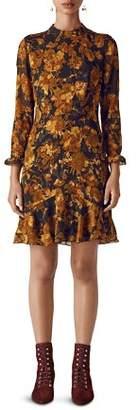 Whistles Eleanor Mackintosh-Print Dress