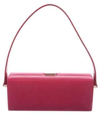 Calvin Klein Crepe Shoulder Bag