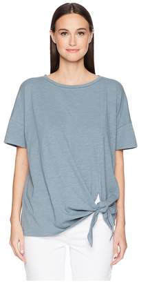 Eileen Fisher Ballet Neck Tee Women's T Shirt