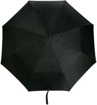 Alexander McQueen crystal studded skullw umbrella