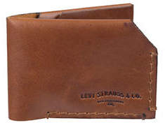 Levi's Leather Bifold Wallet