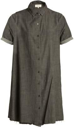 The Great The Bias cotton shirtdress