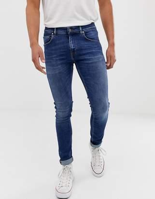 Tiger of Sweden slim fit denim jeans in mid wash