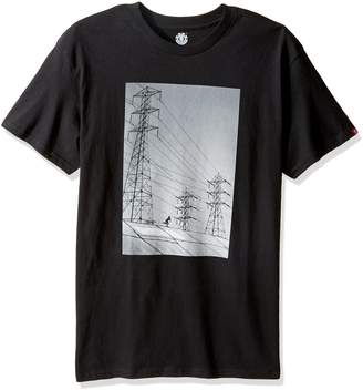 Element Men's French Fred Short Sleeve T-Shirt
